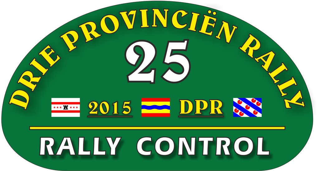 logo drie provincien rally